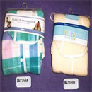 Baby polar fleece blanket (Hong Kong)
