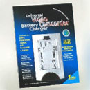 Universal Battery Charger for Video Camcorder (Hong Kong)