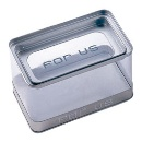 PVC Box (with Tin Lid & Bottom) (Hong Kong)