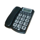 Jumbo Button Phone with LCD Display (Hong Kong)