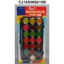 Water Color Paint Set (Hong Kong)
