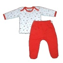 Baby T-shirt & Pants Set (Hong Kong)