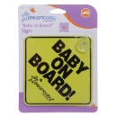 Baby-on-Board Sign (Australia)