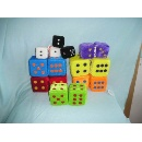 Plush Dice  (Hong Kong)