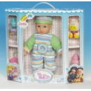 14 inches boy doll with accessory (Hong Kong)