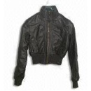 Lady Leather Jacket (Hong Kong)