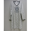 Long Sleeve Nightgown (Hong Kong)