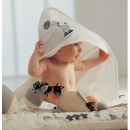 Baby Towel with Hood (Hong Kong)