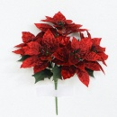 Artifical Christmas Flower (Hong Kong)