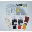 Color Cards Tags (China)