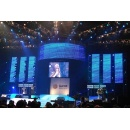 LED Stage Curtain Display Screen (Mainland China)
