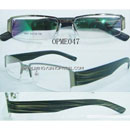 Men's Half-Rim Optical Frame (Mainland China)