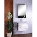 Toilet Basin and Mirror Set (China)