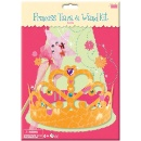 Princess Craft Making Kit - Tiara & Wand (Hong Kong)