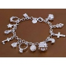 Fashion Charm Bracelet Bangle (China)