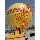 DHL Balloon Launch 2010 (Hong Kong)