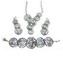 Silver Jewelry Set (Italy)