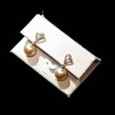 Fresh Water Pearl Earrings (Hong Kong)