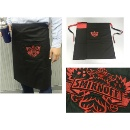 Apron with Embroidery Logo (Hong Kong)