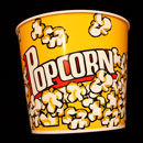 Popcorn Container (Mainland China)