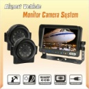 Airport Heavy Equipment Vehicle Monitor Camera System (China)