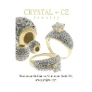 925 Silver Crystal Ring (Hong Kong)
