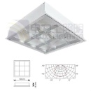 200W induction ceiling lamp of energy saving (China)