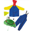 Children's Raincoat Set (China)