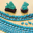 Natural China Stabilized Turquoise (Hong Kong)