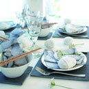 Napkin and Table Decoration (Germany)