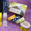 Decorative Adhesive Tape (Taiwan)