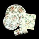 Paper Tableware Set (Mainland China)