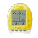 Baby Room Thermometer Hygrometer with Heat Alert (Hong Kong)
