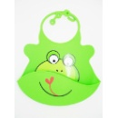 Silicone Baby Bib (Mainland China)