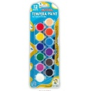 12 Colors Washable Tempera Paint (China)