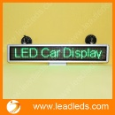 2013 New Product LED Car Message Display with Two Suction Cup (Mainland China)