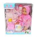 Baby Doll Set (Mainland China)