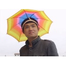 Fishing Cap wih Umbrella (Hong Kong)