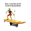 1:8 Scale Radio Control Speed Boat (Hong Kong)