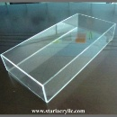 Clear Acrylic Candy Tray (China)