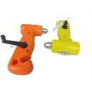 Auto Emergency Tool With Dynamo LED Flashlight (Mainland China)