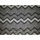 Zigzag Polyester Wool Blend Textile  (China)