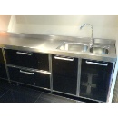 Stainless Steel Kitchen Cabinet (Hong Kong)