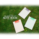 Double-Spiral Note Book (Indonesia)