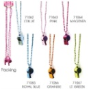 "32"" Whistle Necklaces (Hong Kong)"