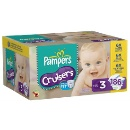 Pampers Cruisers Diapers XL Case (Indonesia)