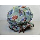 Feather Pattern Printed Shower Cap (Hong Kong)