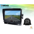 7 inch Rear View System with waterproof camera (China)