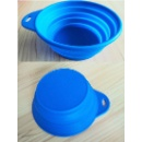 Silicone Rubber Foldable Bowl (China)