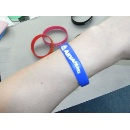 The Silicone Sport Bracelet (Hong Kong)